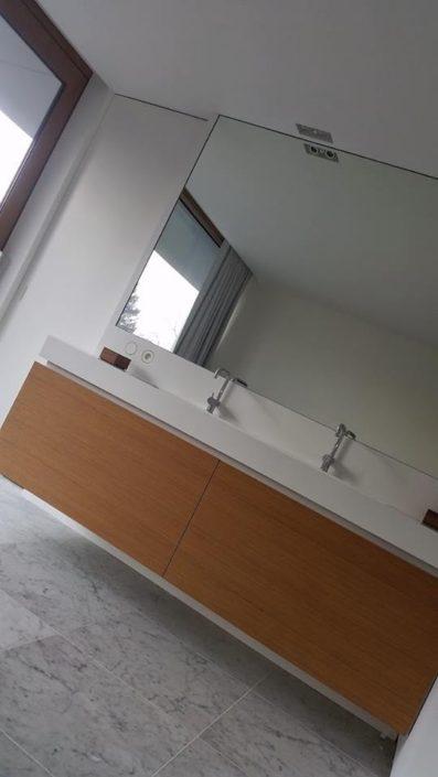 Schrijnwerkerij Brava BVBA badkamer